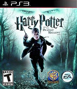 Jogo Harry Potter e as relíquias da morte Pt. 1 PS3 Usado
