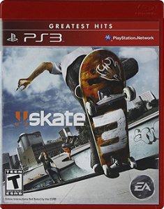 Jogo Skate 3 PS3 Usado