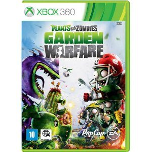 Jogo Plants vs Zombies Garden Warfare X360 Usdao