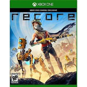 Jogo Recore Xbox One Usado