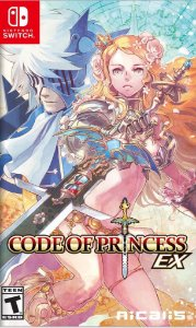 Jogo Code of Princess Nintendo Switch Novo