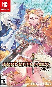 Jogo Code of Princess Nintendo Switch Novo