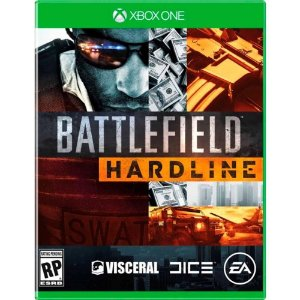 Jogo Battlefield Hardline - Xbox One [video game]