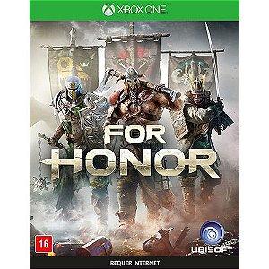 Jogo For Honor Xbox One Usado
