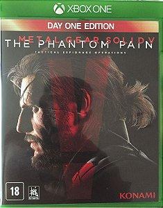 Jogo Metal Gear Solid V: The Phantom Pain Xbox One Usado