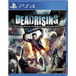 Dead Rising Remastered - PS4 [video game]