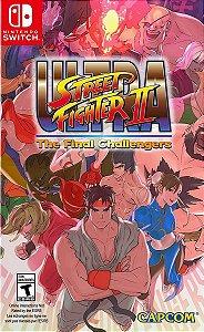 Jogo Ultra Street Fighter II Nintendo Switch - Usado