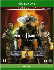 Mortal Kombat Aftermath - Xbox One