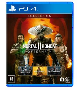 Mortal Kombat 11 Aftermath - PS4