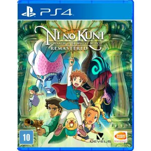 Ni No Kuni: Wrath of the White Witch - PS4
