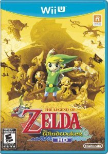 Jogo Nintendo WiiU Usado The Legend of Zelda: The Wind Waker HD