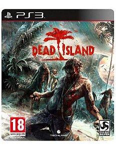 Jogo PS3 Usado Dead Island