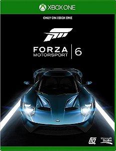Jogo Forza Motorsport 6 Xbox One Usado