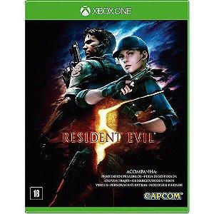 Resident Evil 5 - Xbox One