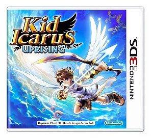 Jogo Kid Icarus: Uprising Nintendo 3DS Usado