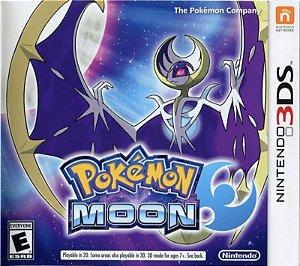 Jogo Nintendo 3DS Usado Pokemon Moon