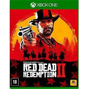 Jogo XBOX ONE Usado Red Dead Redemption II