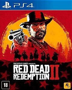 Jogo PS4 Usado Red Dead Redemption II