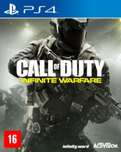Jogo PS4 Usado Call Of Duty Infinite Warfare