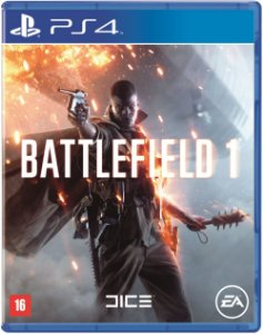 Jogo Battlefield 1 PS4 Usado