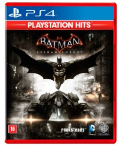 Jogo Batman Arkham Knight PS4 Usado