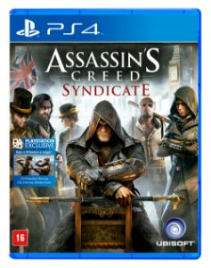 Jogo PS4 Usado Assassin's Creed: Syndicate