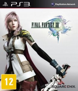 Jogo PS3 Usado Final Fantasy XIII