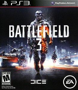 Jogo Battlefield 3 PS3 Usado