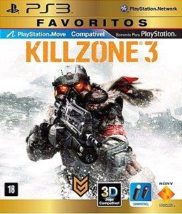 Jogo PS3 Usado Killzone 3