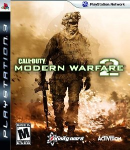 Jogo PS3 Usado Call Of Duty Modern Warfare 2