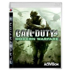 Jogo Call Of Duty Modern Warfare PS3 Usado