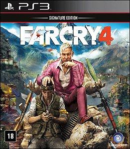 Jogo Far Cry 4 PS3 Usado