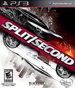 Jogo PS3 Usado Split/Second