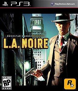 Jogo L.A Noire PS3 Novo