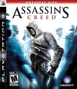 Jogo PS3 Usado Assassin's Creed