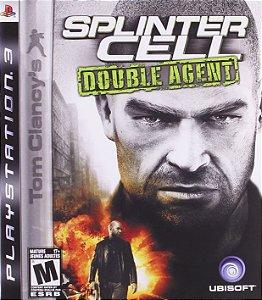 Jogo Splinter Cell Double Agent PS3 Usado