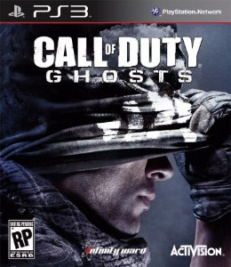 Jogo PS3 Usado Call Of Duty Ghosts