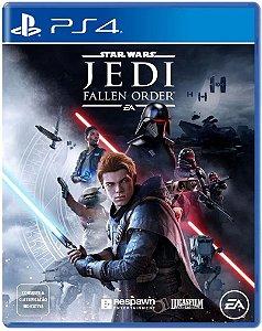 Jogo PS4 Usado Star Wars Jedi Fallen Order
