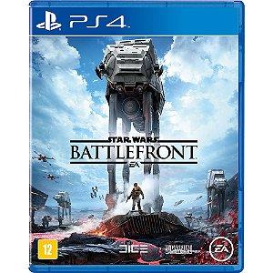 Jogo PS4 Usado Star Wars Battlefront