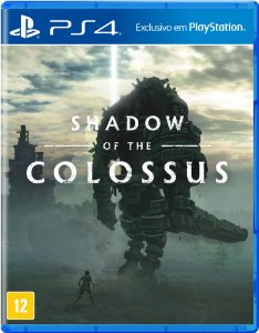 Jogo Shadow of the Colossus PS4 Usado