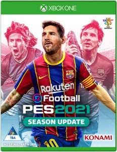 Pré Venda PES 2021 Season Update - Xbox One