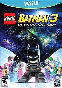 Jogo LEGO Batman 3: Beyond Gotham Nintendo Wii U Usado