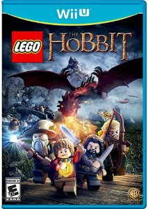 Jogo LEGO Hobbit Nintendo Wii U Usado