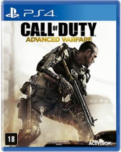 Jogo PS4 Usado Call of Duty Advanced Warfare