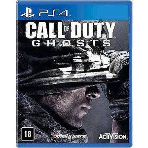 Jogo Call of Duty Ghosts PS4 Usado