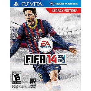 Jogo FIFA 14 PSVita Usado