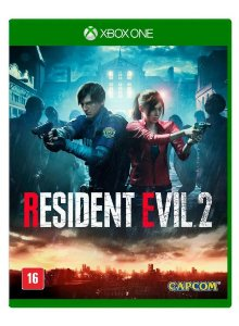 Jogo XBOX ONE Usado Resident Evil 2