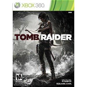 Jogo Tomb Raider Xbox 360 Usado