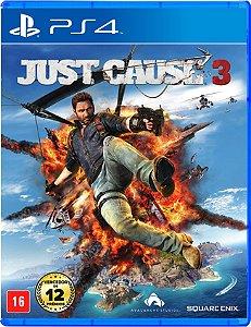 Jogo PS4 Usado Just Cause 3