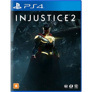 Jogo Injustice 2 PS4 Usado